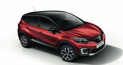 CAPTUR INTENS 2.0 AT 4X2 2021